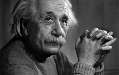 Albert Einstein. (PRNewsFoto/BestMastersPrograms.org) (PRNewsFoto/BESTMASTERSPROGRAMS.ORG)