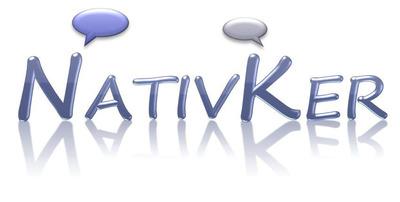 New Website NativKer Facilitates Online Language Learning and Exchange.  (PRNewsFoto/NativKer)