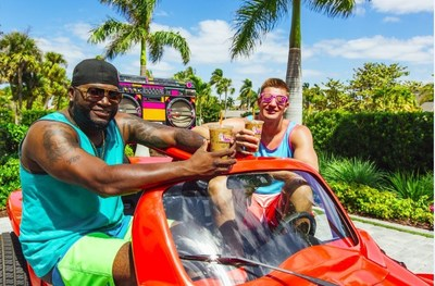 "Dunkin' Donuts Brings Gronk and Big Papi Together Again for New Summer Single ""Dunkin' Paradise"""