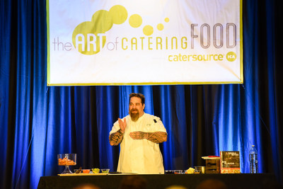 Following the conclusion of the successful 2016 Art of Catering Food event held in Washington, DC, Catersource and the International Caterers Association (ICA) announce that the renowned culinary training program will join the flagship Catersource show in March 2017.