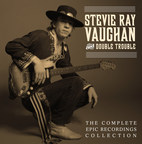 """Stevie Ray Vaughan and Double Trouble: The Complete Epic Recordings Collection"" to be released on Tuesday, October 28, 2014. (PRNewsFoto/Legacy Recordings)"