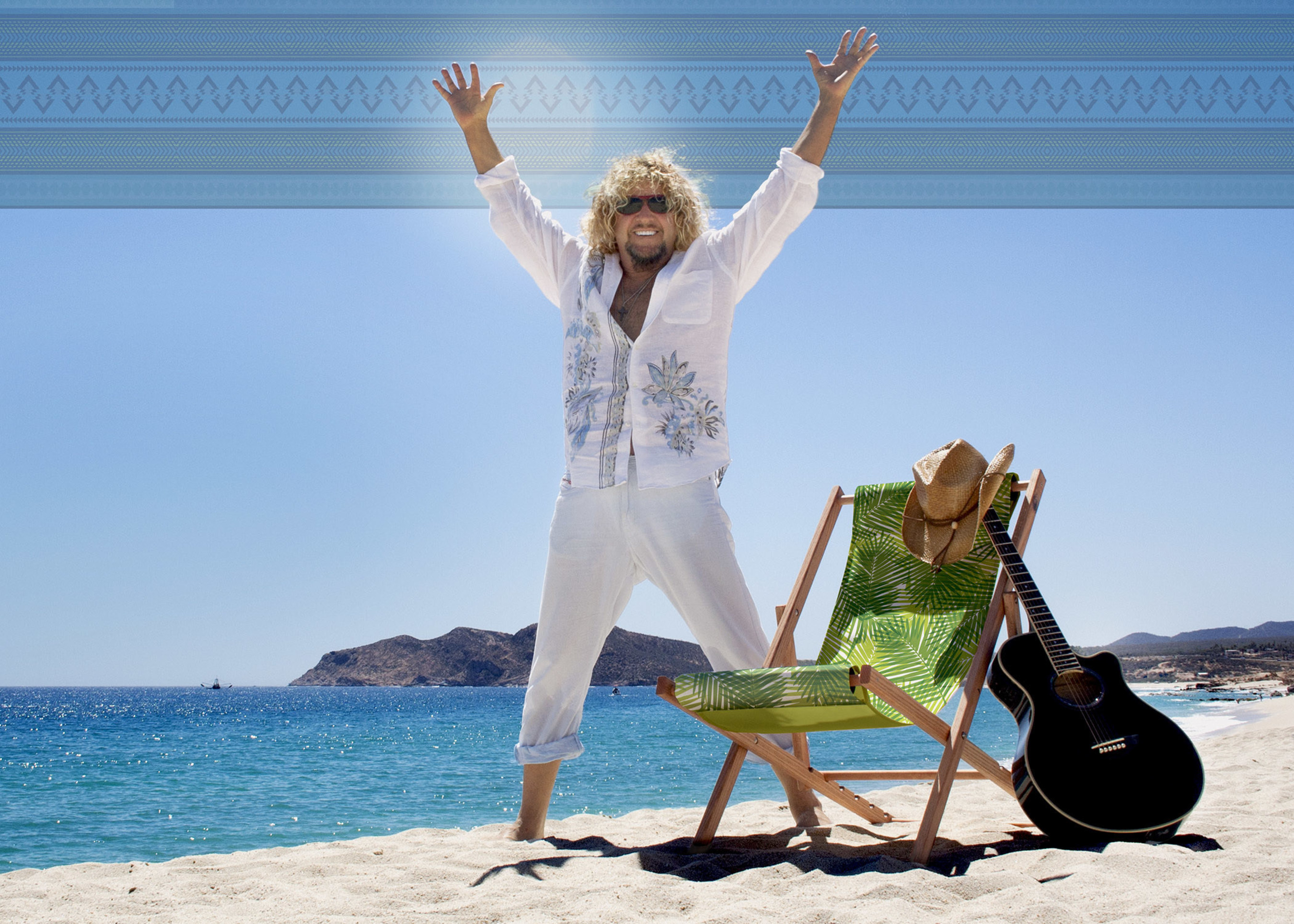 Sammy Hagar, Epic Rights and PROMINENT Brand + Talent Partner to Develop Global Brand Program for Sammy's Island