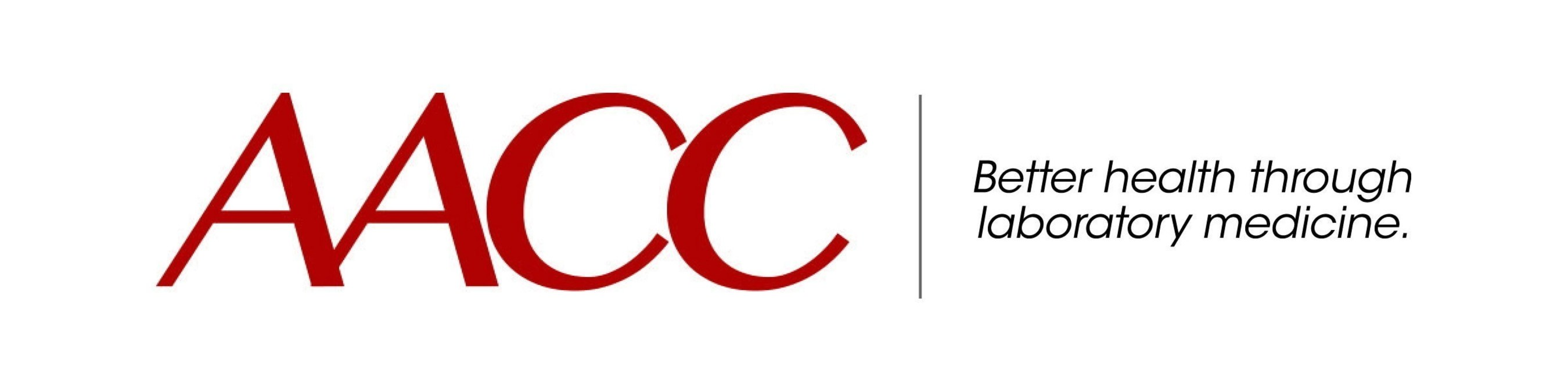 Dedicated to achieving better health through laboratory medicine, AACC brings together more than 50,000 clinical laboratory professionals, physicians, research scientists, and business leaders from around the world focused on clinical chemistry, molecular diagnostics, mass spectrometry, translational medicine, lab management, and other areas of breaking laboratory science. Since 1948, AACC has worked to advance the common interests of the field, providing programs that advance scientific collaboration, knowledge, expertise, and innovation. For more information, visit www.aacc.org.