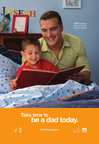 WWE Superstars Take Time to Be Dads in New PSAs (PRNewsFoto/Ad Council)