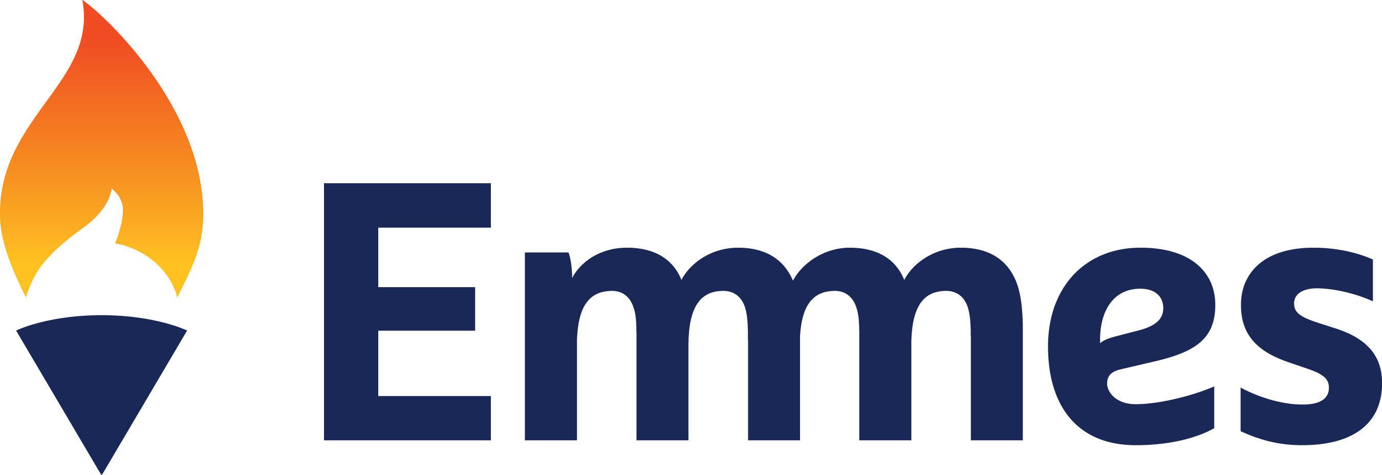 The EMMES logo
