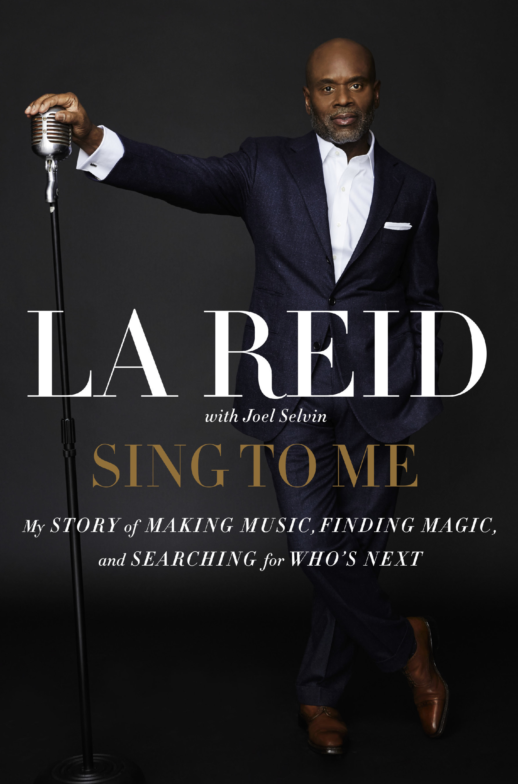 LA Reid's 'Sing to Me' Available Now!