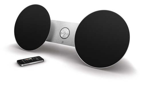 B&O PLAY delivers the world's first music system that is compatible with the new iPhone 5