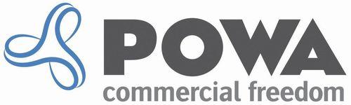 Powa Technologies Logo (PRNewsFoto/Powa Technologies)
