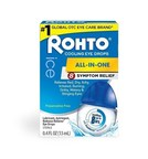 Rohto(R) Ice All-in-One Cooling Eyedrops