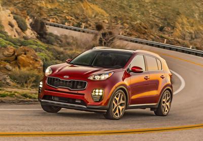 Kia Motors America Announces Record May Sales
