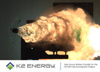K2 Energy - Sole Source Battery Provider for the NAVSEA Electromagnetic Railgun