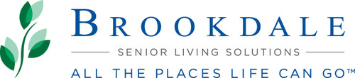 Brookdale Senior Living Inc. Logo.  (PRNewsFoto/Brookdale)