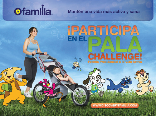 Discovery Familia Joins Forces With the President's Challenge