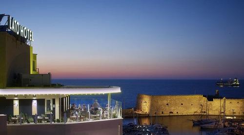 Lato Boutique Hotel, Heraklion, Crete.  (PRNewsFoto/Lato Boutique Hotel)