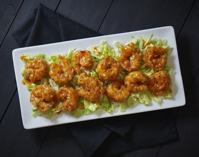 Red Lobster's Sweet Chili Shrimp is hand-battered, prepared to order and tossed in a spicy chili sauce -- it's the perfect mix of heat and sweet.