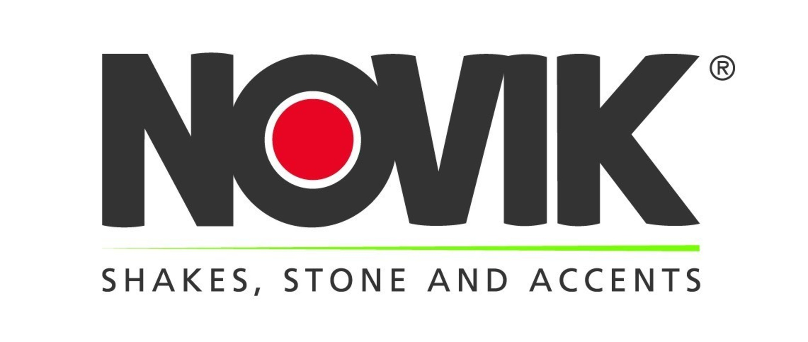 Novik provides beautiful shakes and stone that faithfully reproduce traditional materials at the forefront of technology, offering an option that is both attractive and easy to install. For more information: www.novik.com.