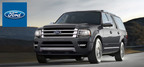 The 2015 Ford Expedition is expected to arrive at Wiscasset Ford in the later portion of 2014. (PRNewsFoto/Wiscasset Ford)