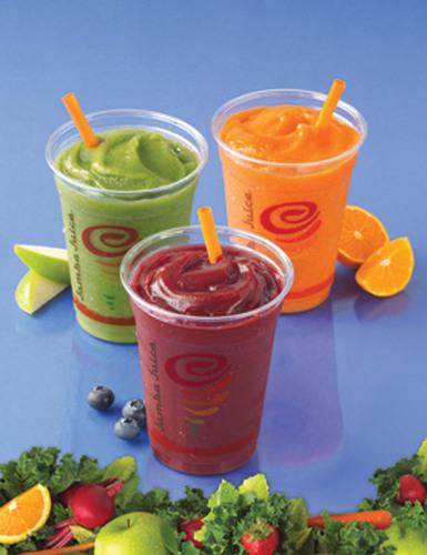 Jamba Juice Debuts Nutritious, Innovative Fruit and Veggie Smoothie Line