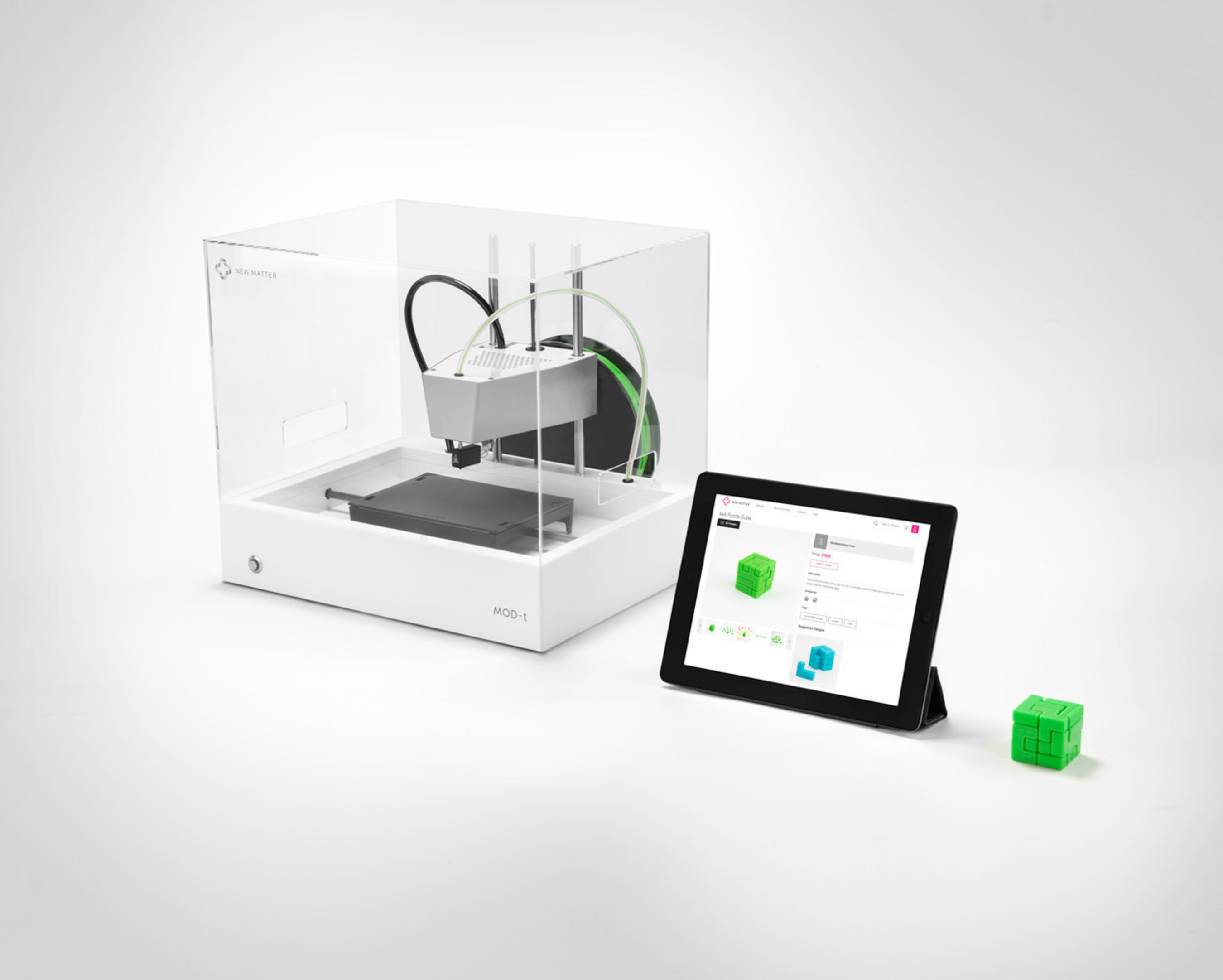 New Matter Mod T 3d Printer >> New Matter Donates 3d Printers In 100 Classrooms Across America With