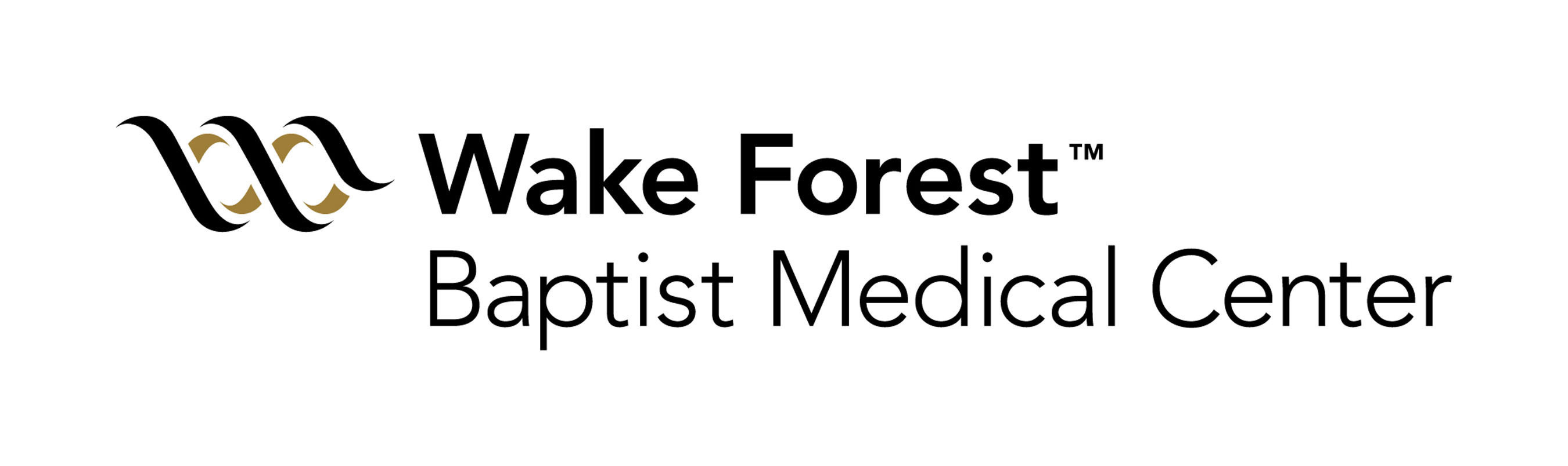 Wake Forest Baptist Medical Center logo.
