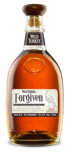 The Wild Tale Of The Whiskey That Wasn't Supposed To Be: Introducing Wild Turkey(R) Forgiven.  (PRNewsFoto/Wild Turkey)