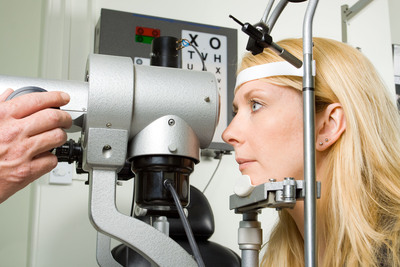 "Often referred to as the ""sneak thief of sight,"" glaucoma has no noticeable symptoms in its early stages, and vision loss progresses at such a gradual rate that people affected by the condition are often unaware of it until their sight has already been compromised.  (PRNewsFoto/American Academy of Ophthalmology)"