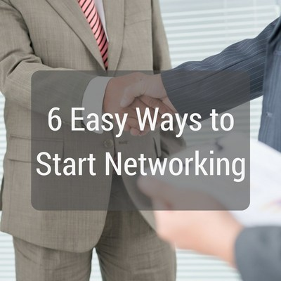 6 Easy Ways to Network Your Small Business http://bit.ly/2dsCMxD