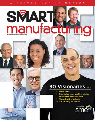 Smart Manufacturing magazine from SME is available online