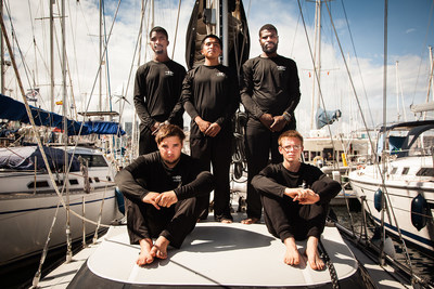Five Juvenile Offenders Selected to Sail Across the Atlantic Ocean — SARASOTA, Fla., Oct. 27, 2015 /PRNewswire/ —