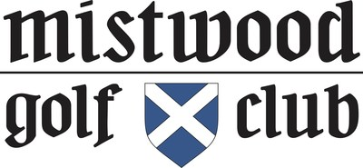 Mistwood Golf Clubhouse Logo, Romeoville, Illinois