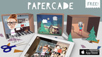 Papercade for iPad lets you turn your photos into one-of-a-kind storygames that everyone can play. (PRNewsFoto/FanTrust Entertainment...)