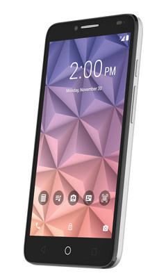 ALCATEL ONETOUCH introduces the Fierce XL for Metro PCS launching on November 2, 2015 and coming to T-Mobile later this winter.