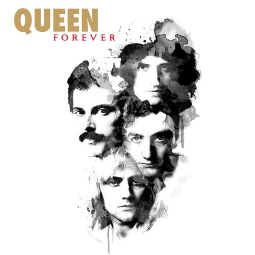 Queen cover art (PRNewsFoto/Hollywood Records)