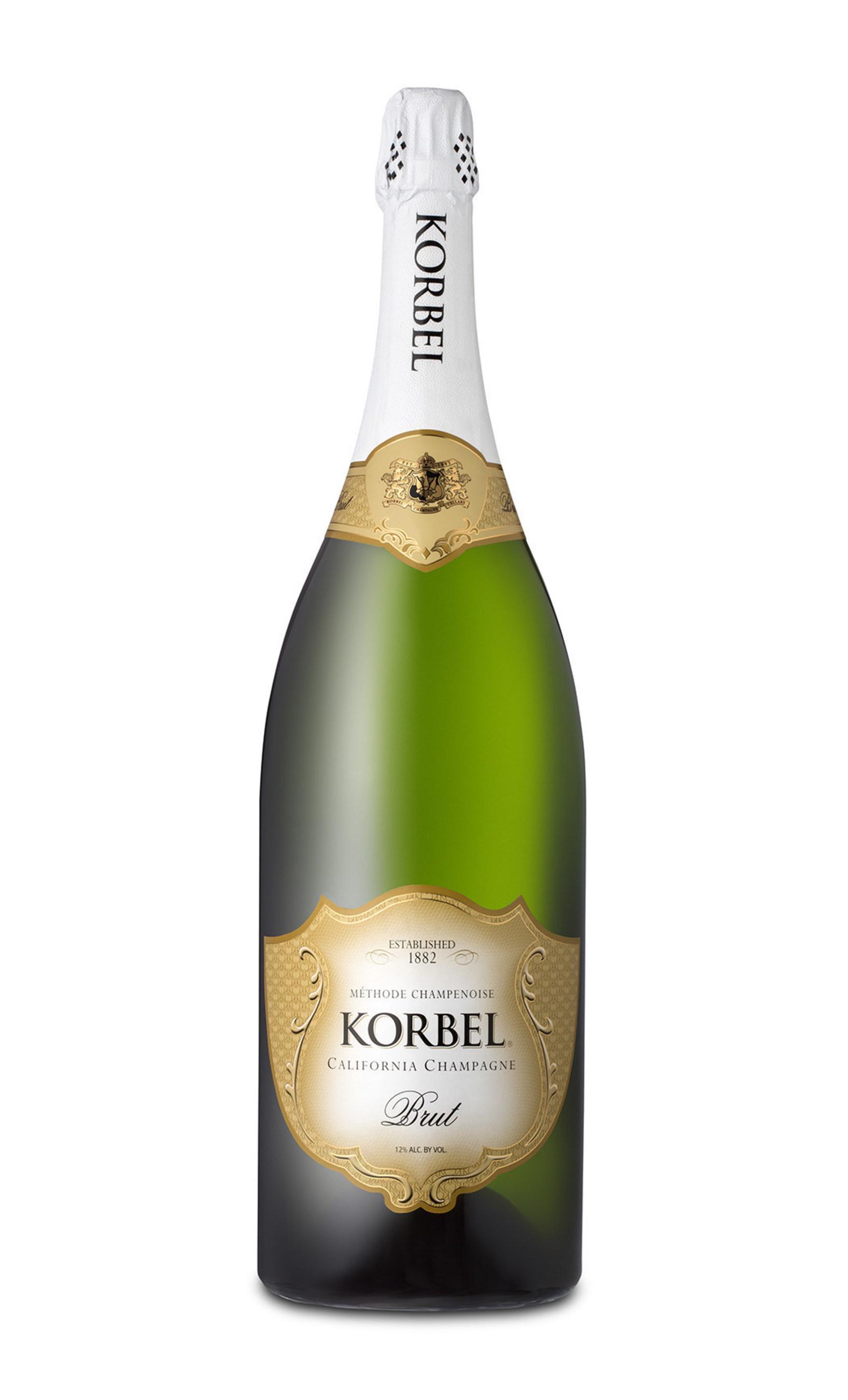 Korbel California Champagne(R) Honors American Century Celebrity Golf Tournament