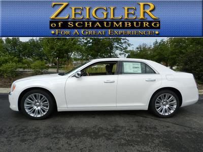 2013 Chrysler 300 at Schaumburg Chrysler Dealership.  (PRNewsFoto/Schaumburg Chrysler)