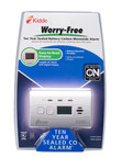 Kidde's Worry-Free sealed-battery carbon monoxide alarms comply with the new Pennsylvania law and offers an added bonus of never needing a battery replaced during the life of the alarm.