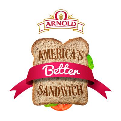 "Arnold(R) Bread ""America's Better Sandwich"" Contest. (PRNewsFoto/Bimbo Bakeries USA)"