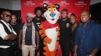 Grammy Award-winning band The Roots join Tony the Tiger at Kellogg's Recharge Bar (PRNewsFoto/Kellogg Company)