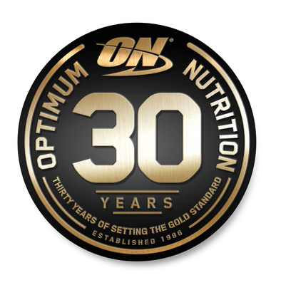 Prominent Sports Nutrition Brand Optimum Nutrition Celebrates Thirty Years