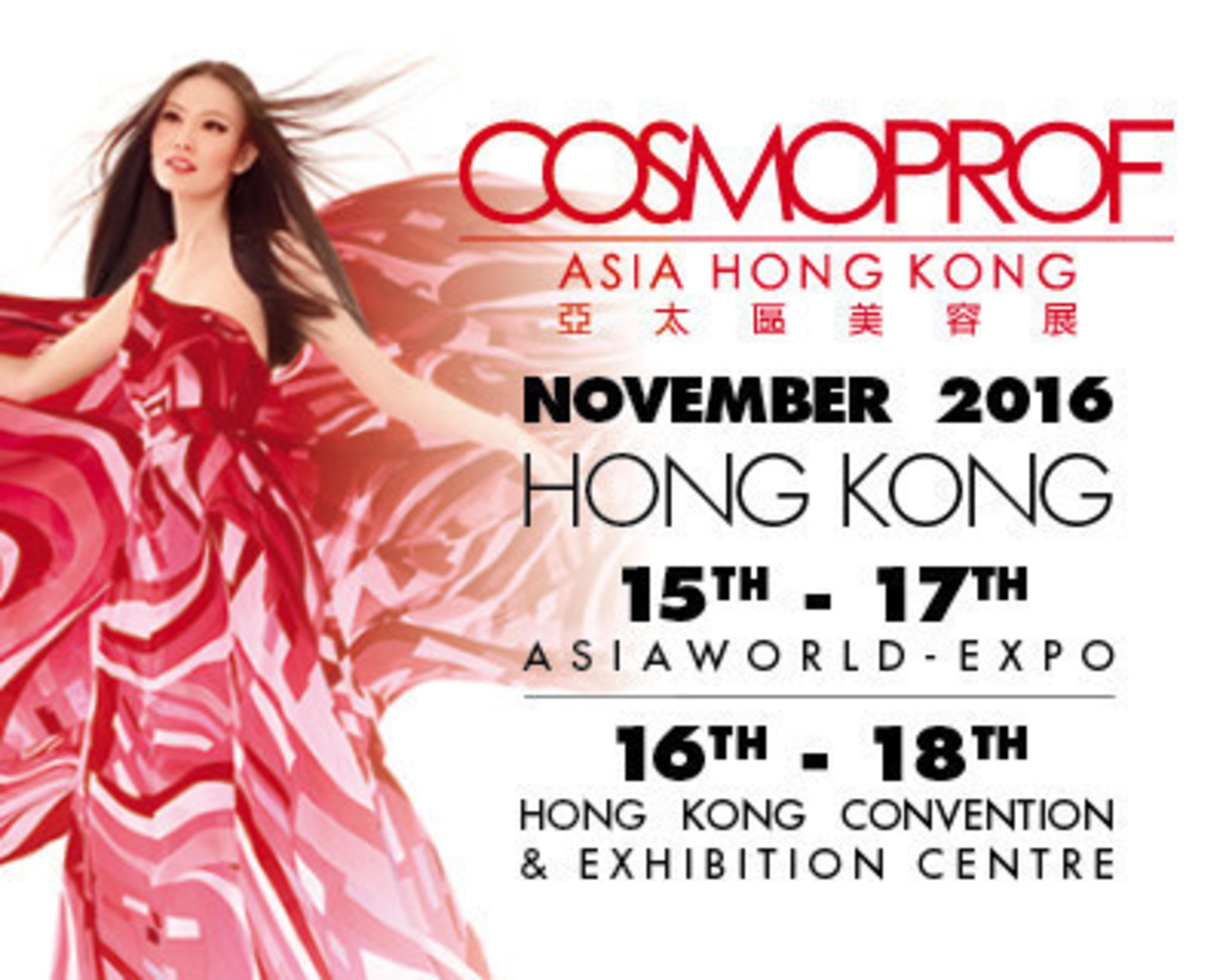 Cosmoprof Asia Logo