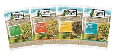 Ready Pac Foods Organic Chopped Salad Kits