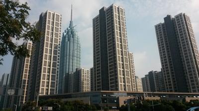A view of the cityscape in Changzhou National Hi-Tech District.  (PRNewsFoto/Changzhou National Hi-Tech District)