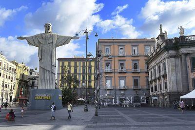 Christ the Redeemer, Naples (PRNewsFoto/M _ C Saatchi Group)