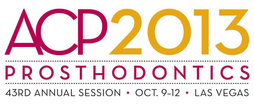 The American College of Prosthodontists 43rd Annual Session Logo.  (PRNewsFoto/American College of Prosthodontists)