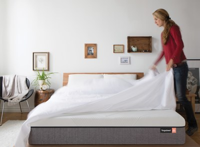 Yogabed, leading online retailer of luxury foam mattresses and sleep accessories, adds new luxury sleep accessories to its lineup, including an all-in-one frame/foundation, luxury sheet sets and luxury mattress protector.