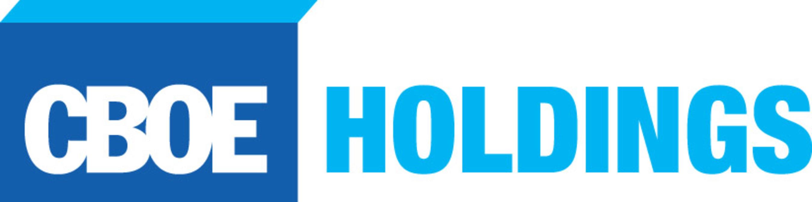 CBOE Holdings, Inc. logo