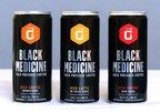 Cold Coffee Intensified.  Black Medicine Cold Pressed Coffee Announces Switch to Consumer-Preferred Can Package