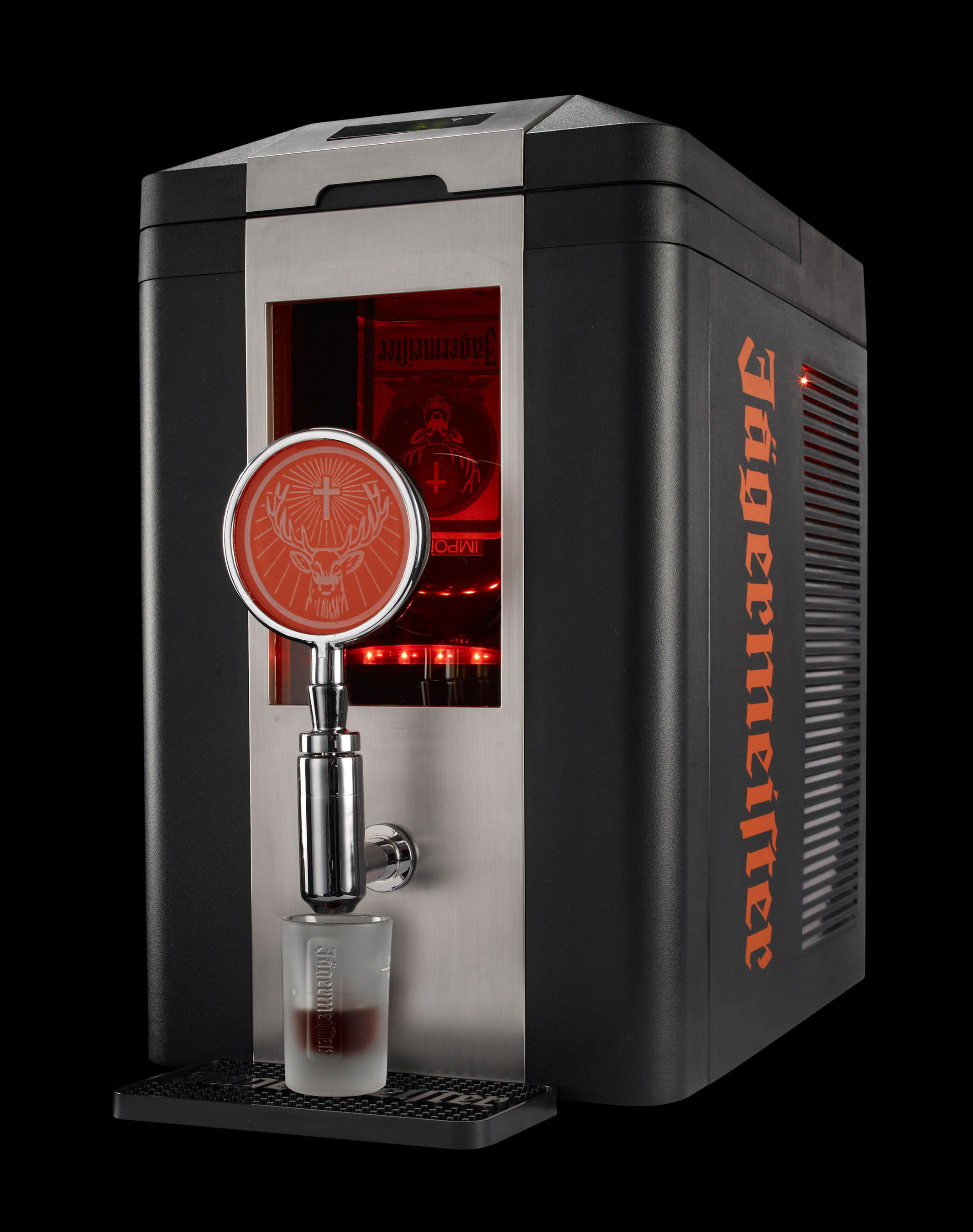 Introducing The Jagermeister Shotmeister. (PRNewsFoto/Jagermeister) (PRNewsFoto/JAGERMEISTER)