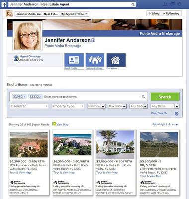 IDX Home Search - image.  (PRNewsFoto/N-Play)