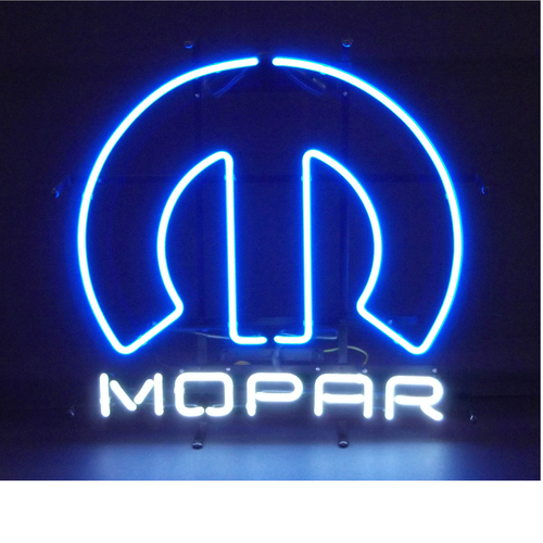 Mopar provides gift ideas for dads and grads including items like a classic Mopar neon sign ...